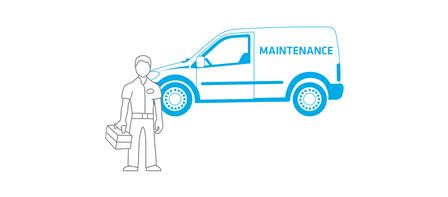 Report Maintenance Icon