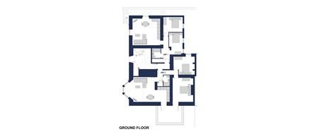Shibdon House Ground Floor Plan