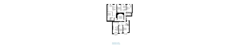 Maranar House Second Floor Plan