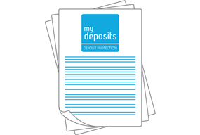 Information for Tenants - My Deposits