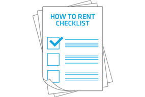 How To Rent Checklist