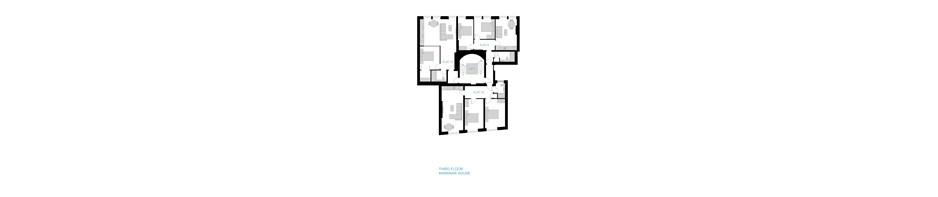 Maranar House Third Floor Plan
