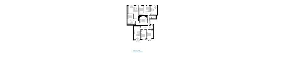 Maranar House First Floor Plan